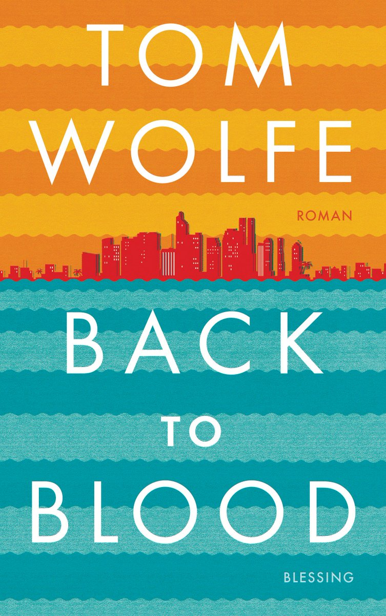 Tom Wolfes Back to Blood Did not win any prizes nor The reviews are good. Still, it's a fun read, and a good book for a summer at the beach, particularly if you're headed to Miami. A book about the art world and the high life, which becomes the low life. groommedia.com/blog/2018/07/0…
