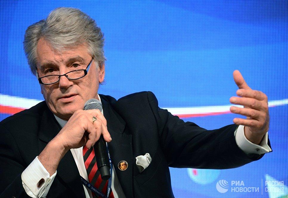 Ющенко сравнил жителей Донбасса с населением нацистской Германии  https://t.co/WZD0WxHmlq