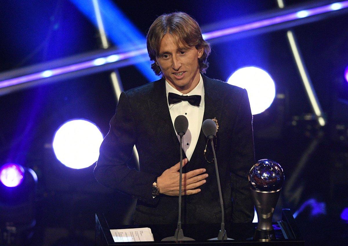 Este es Luka Modric https://t.co/UDeBS5HsYu, el mejor del mundo, que sobrevivió a la guerra.