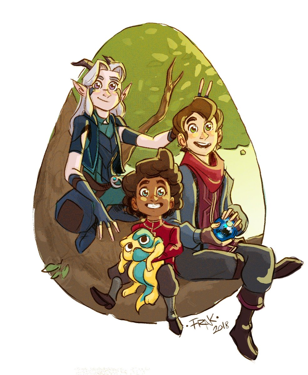 A HUGE AND MASSIVE THANK YOU  TO @wonderstorm_inc &amp; everyone on @dragonprinceofficial I loved working on this show and I am so Happy people seem to be loving it as much as me!  It was a true and deep honor. #TheDragonPrince #Ezran #Callum #Rayla #Bait #mage #assassin #king #lamp<br>http://pic.twitter.com/YLyXAuXO45