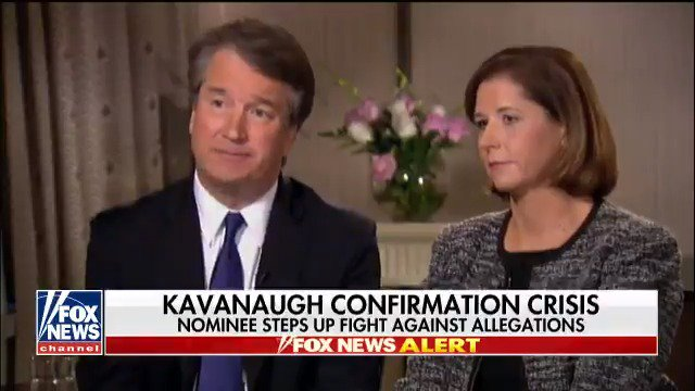 Kavanaugh speaks out amid new allegations: 'I know I'm telling the truth' https://t.co/VbY5dw1bks https://t.co/vUtIVohVZI