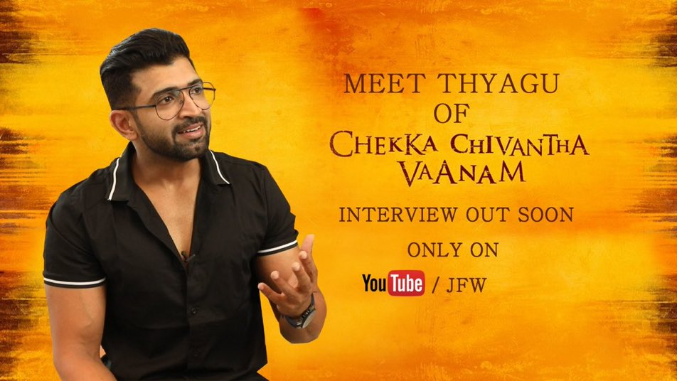 test Twitter Media - Streaming Today #FridayTalkies with @arunvijayno1 on @jfwmagofficial. https://t.co/0L0mi0SvTK