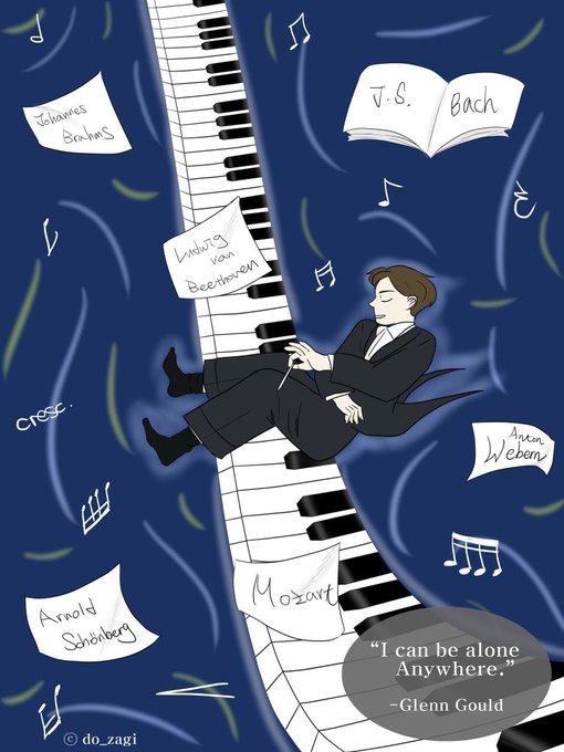 Happy Birthday Glenn Gould! 9 25                  ,  ,                .