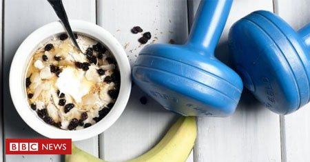 #ArquivoBBC Dilema: é melhor tomar café da manhã antes ou depois de fazer exercícios?https://t.co/UXlCv90KAL