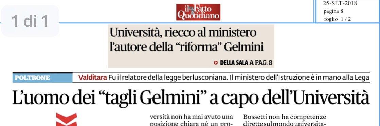 Giuseppe #Valditara, l\