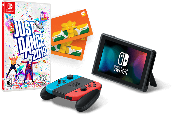 Ubisoft Is Giving Away Nintendo Switch Consoles With Just Dance 2019 And Subway Gift Cards  http:// mynintendonews.com/2018/09/25/ubi soft-is-giving-away-nintendo-switch-consoles-with-just-dance-2019-and-subway-gift-cards/ &nbsp; … <br>http://pic.twitter.com/JLqSVbql64