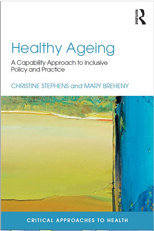 Here is a link to free online access to our new book on Healthy Ageing.    https:// rdcu.be/4fpg  &nbsp;     If you enjoy it please ask your library to buy it or consider writing a review.  I have been a bit slow sending this - the link will only last for another month<br>http://pic.twitter.com/zweyNBYl8r