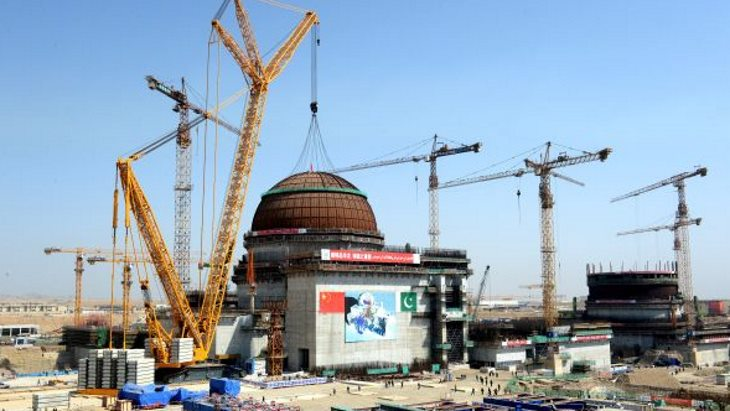 A draft atomic energy law that encourages companies to participate in the development of international markets and promote the export of #nuclearpower, fuel and technology has been opened for public comment by China&#39;s Ministry of Justice  http:// ow.ly/vgMY30lWO3P  &nbsp;  <br>http://pic.twitter.com/xX7mG6fnfK