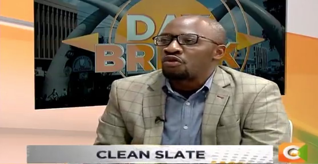 Roy Karuhize: When moving to a new relationship it is not mandatory that you destroy everything from your past. There are those things that made you who you are #DayBreak <br>http://pic.twitter.com/TXpb2vOBaz