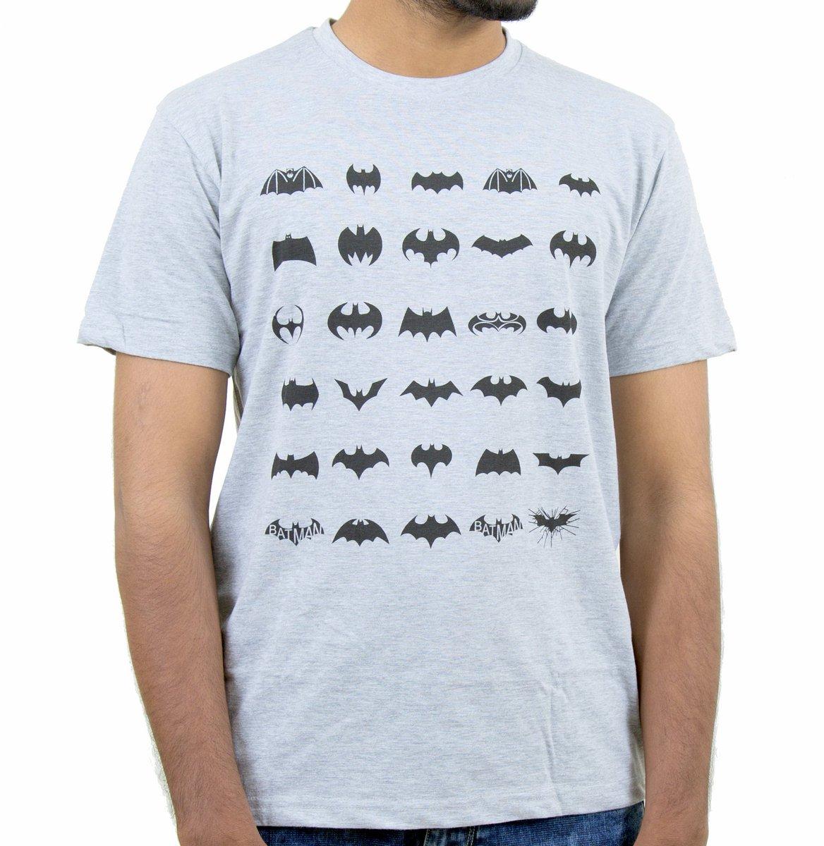 c0684fa9 Indian Aurochs Men Batman Evolution Round Neck T-shirt Buy link: https:/