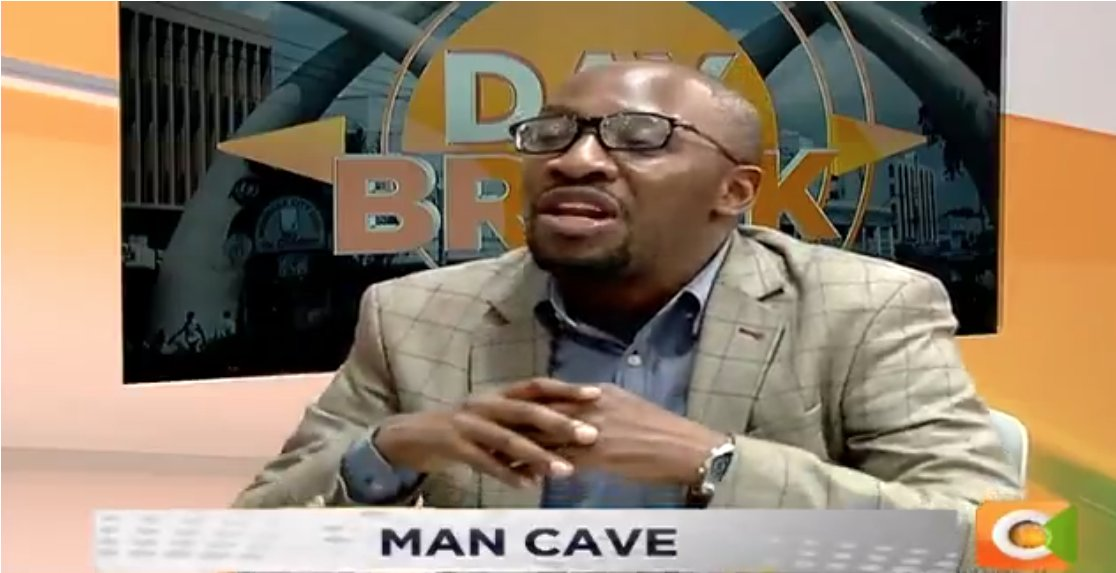 Roy Karuhize: You should stop thinking of how many things you need to destroy but how many things you need to gain #DayBreak <br>http://pic.twitter.com/XHx6kCfrtY