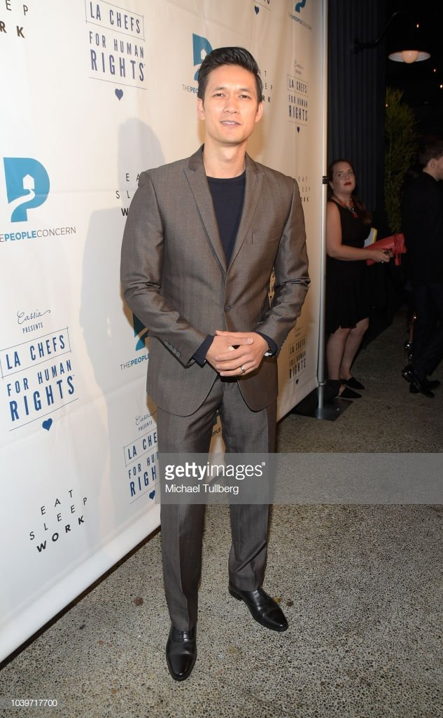 #HARRY | @HarryShumJr attending the third #LAChefsforHumanRights fundraising dinner at the brasserie Cassia in Santa Monica on September 24th. PART 1 (via @GettyImages)<br>http://pic.twitter.com/7YcKj0SRts
