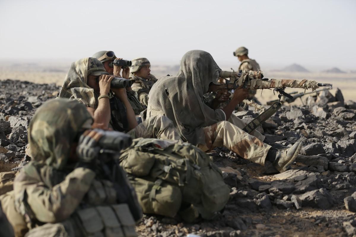 Pourquoi l'armée française ne pourra pas équiper ses snipers de fusils made in France https://t.co/V2BxRIRWdX