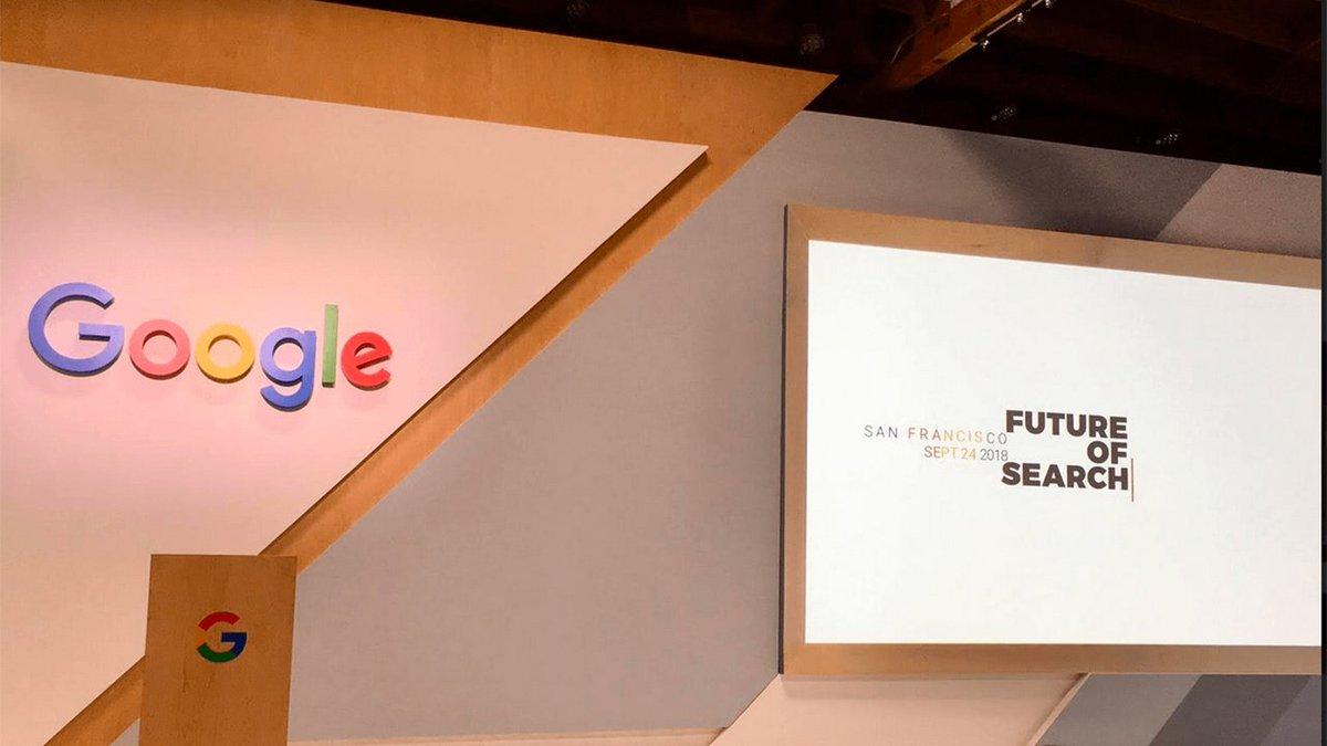 Выдачу Google сделают похожей на ленту из соцсетей https://t.co/SDGsxkWVPr