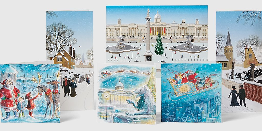 The Gallery Collection Christmas Cards.National Gallery On Twitter Get Prepared For Christmas