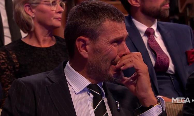 Le lacrime di #Boban: con #Modric vince anche la #Croazia del \