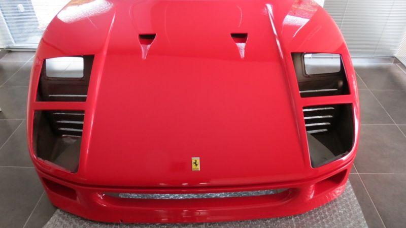 Jalopnik On Twitter Ferrari F40 Hood For Sale I Hope Your Pontiac Fiero Body Kit Is Ready Https T Co Ruvhsdeuoa