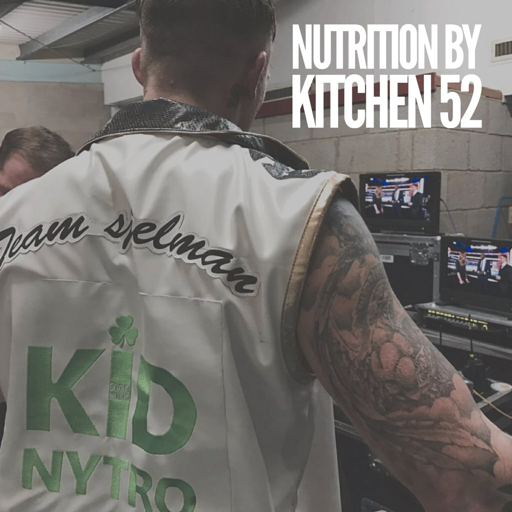 Kitchen 52 On Twitter We Are Proud To Have Dec Spelman Back Jaket Roxxer 1223 Am 25 Sep 2018