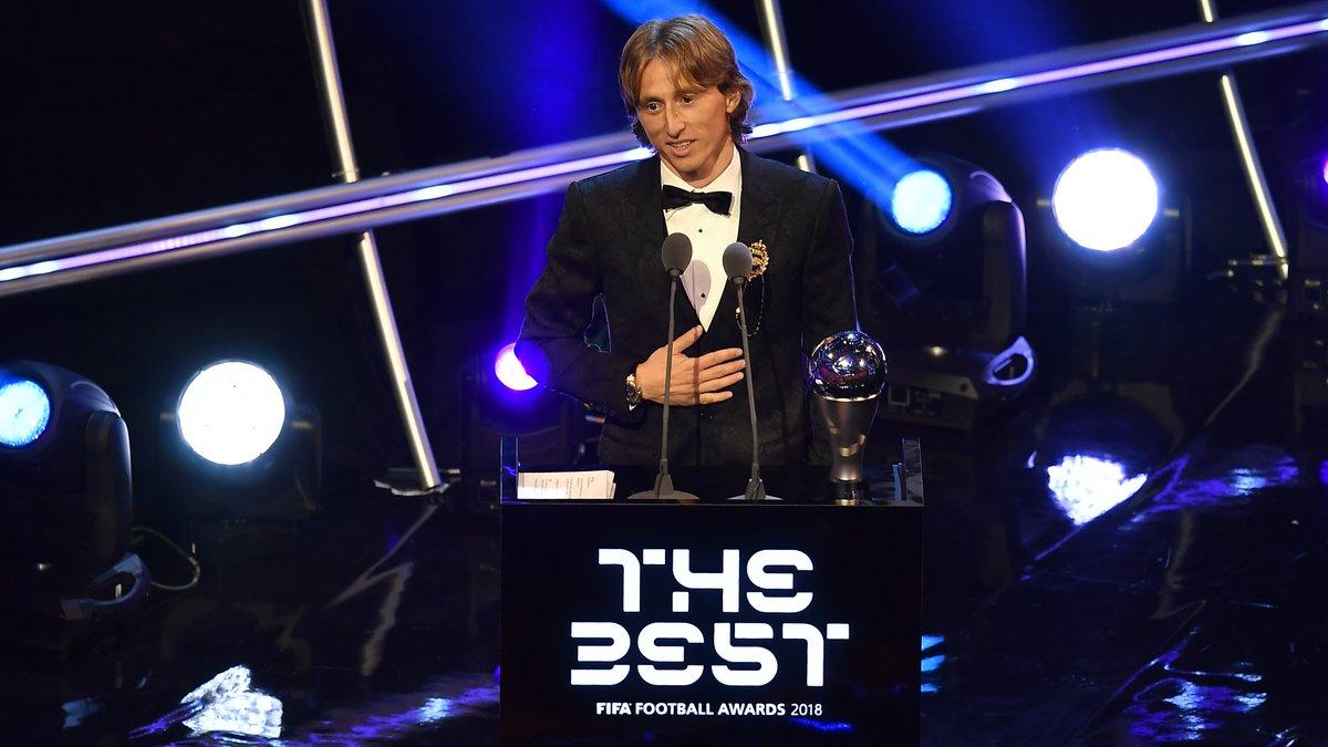 Modric có xứng đáng nhận giải thưởng The Best?