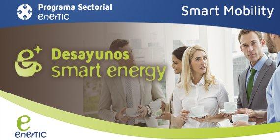 No te pierdas la mesa redonda en #DesayunoSmartEnergy de @enerTIC_es sobre Eficiencia Energétic...