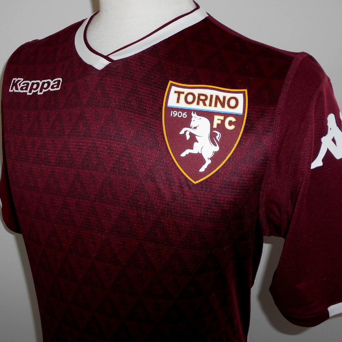 ... new Torino FC official Kappa home football shirt for the 2018-2019  season in stock.  http   footballfanuk.com Club-Teams-ITALY-C141846.aspx sid 3260 … 2e07a68f5