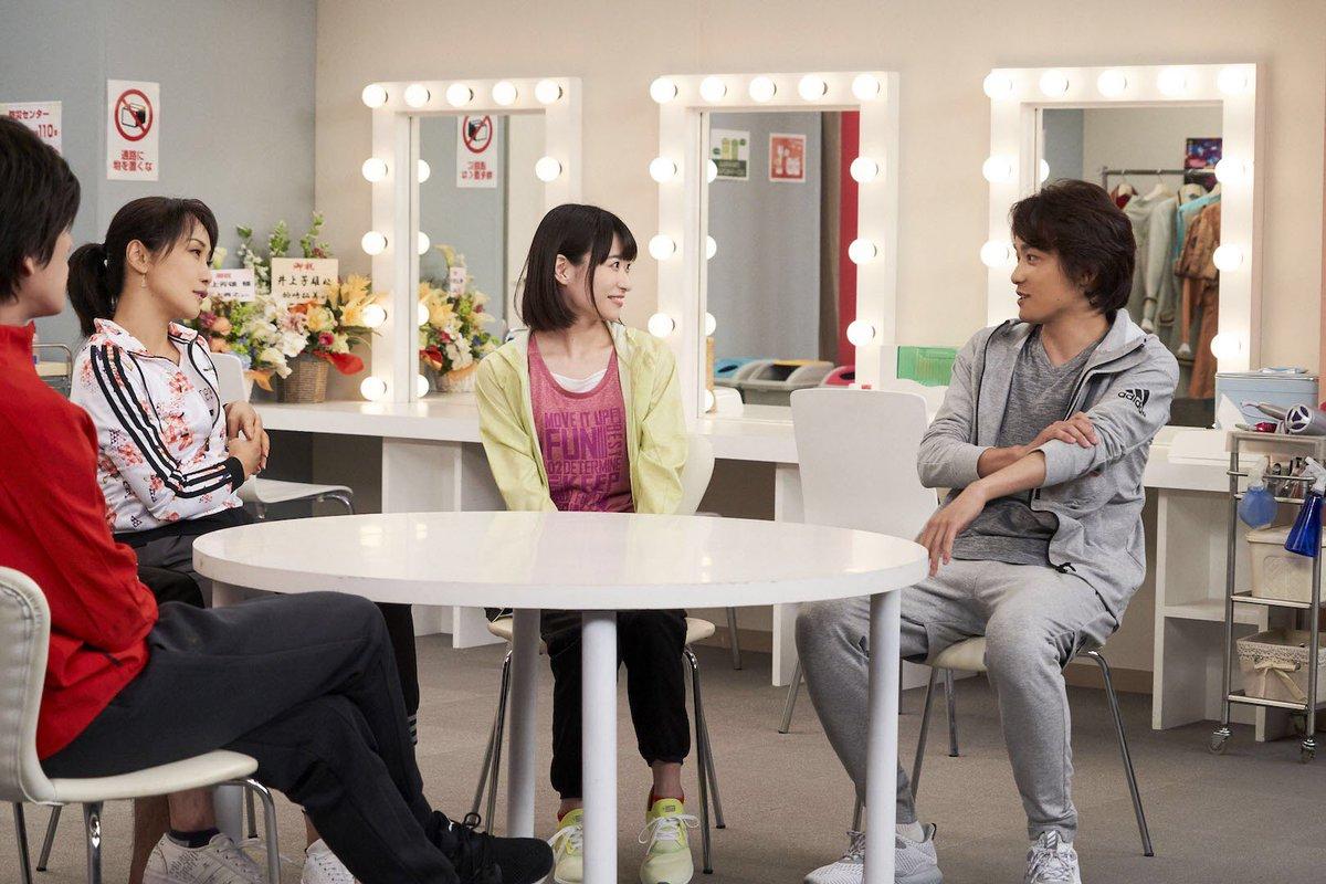 【今週末放送】 グリブラ 今週末です今回またしても我らがプリンス 井上芳雄 さんに思いもよらない事態