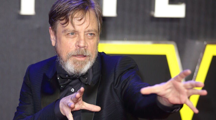 Happy Birthday Mark Hamill! When 67 years old we reach, look as good we conceivably might. @HamillHimself
