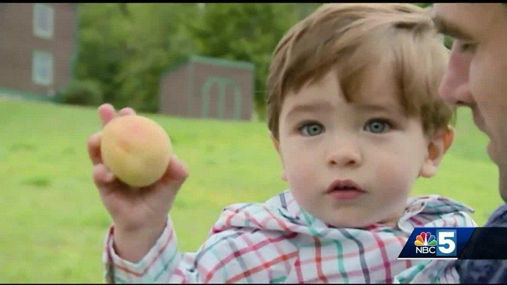 Boy dating boy lives in a peach