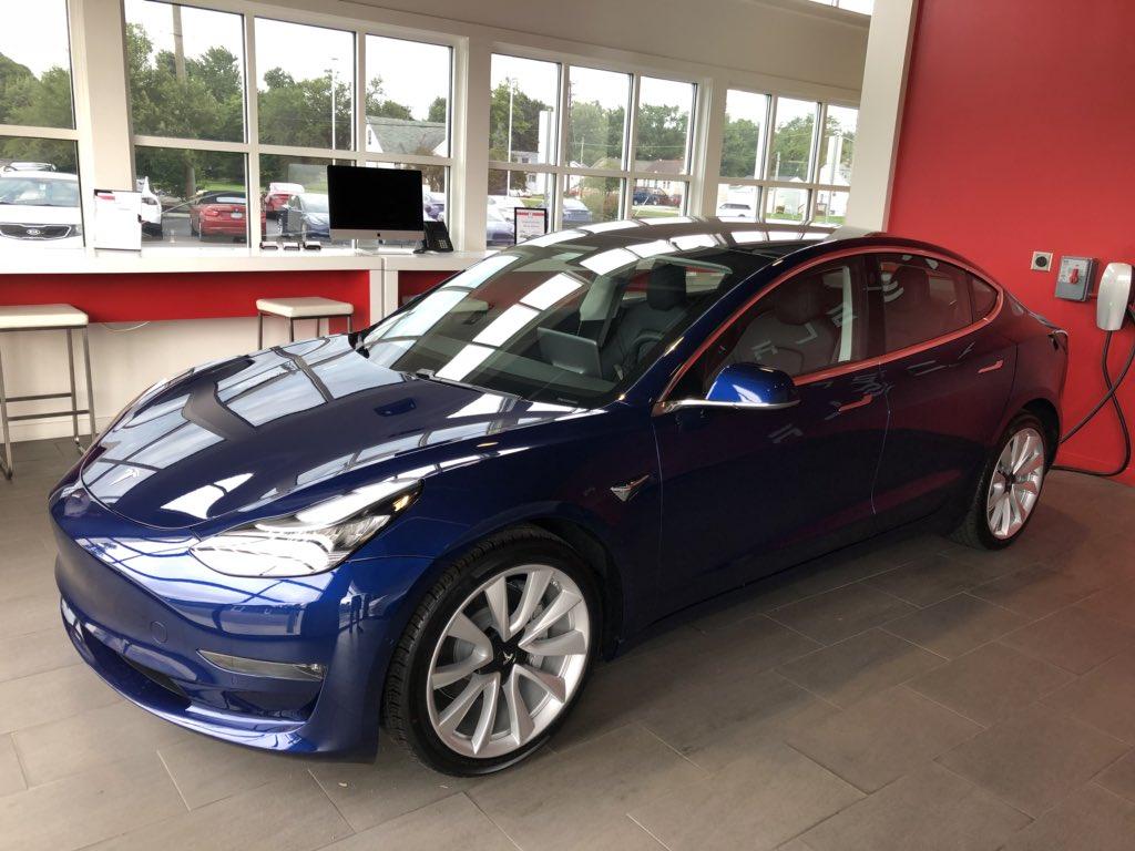 """Tesla Twitter: Tesla On Twitter: """"""""Rear-wheel Drive Model 3 Handles"""