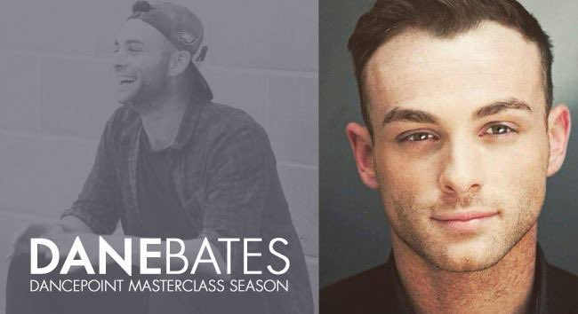 Our Dancepoint Masterclass Season continues with the return of @BatesDane on 10th Nov.   Book now!  #MASTERCLASS
