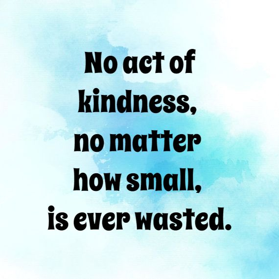 Inspirational Quotes For Kindness Day: ICARE (@ICareCCHS)