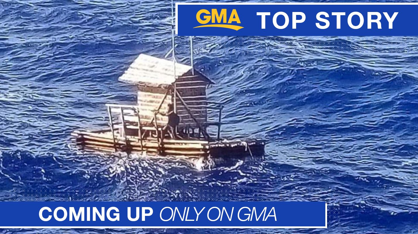 TOP STORY: How this teenager survived 49 days lost at sea on a floating fish trap https://t.co/R4u5PJYq0o