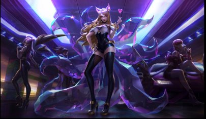 All Of The Ahri Skins New—Daphna S List
