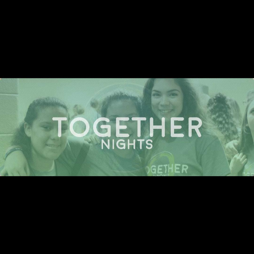 .@ThriveStudents_ will have a Together Night in the Chapel tomorrow, September 26, at 7pm! 🔥