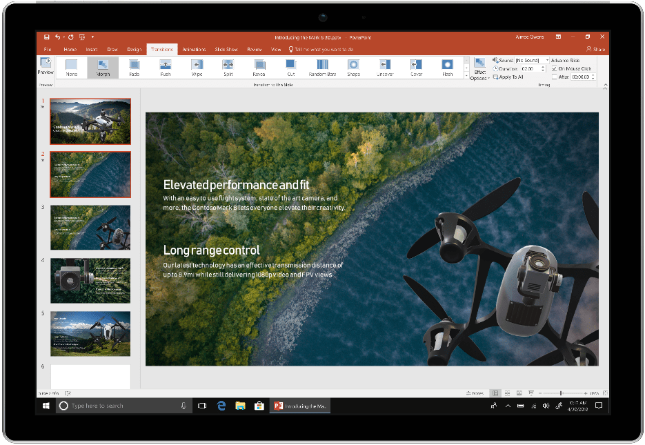 You'll now need a subscription to get the best of Microsoft Office by @fredericl