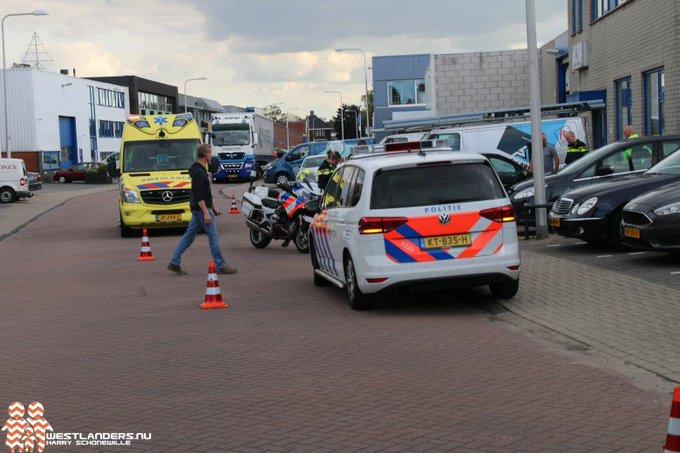 Twee ongelukken aan de Industriestraat https://t.co/50ldrWQ4Ks https://t.co/p10DYbM6Ku