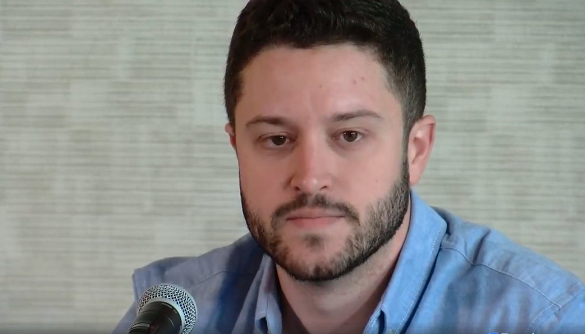 WATCH LIVE: Defense Distributed holds press conference after its founder, 3D gun advocate Cody Wilson, was arrested last week. https://t.co/ukzyOEffhE