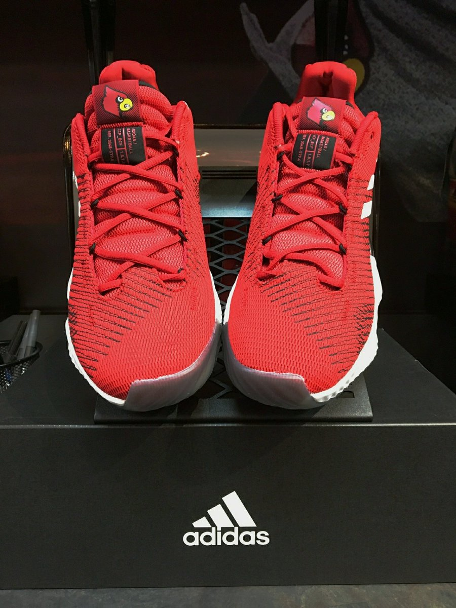 fc114b2462923 Fresh out the box! The Adidas Pro Bounce 2018 Low Shoes — available now  exclusively at our Cardinal Stadium store!  L1C4pic.twitter.com V7rfji3Z6S