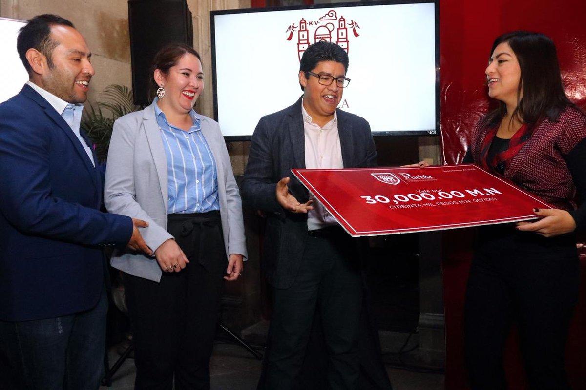 Ganadores del Ayuntamiento de Puebla