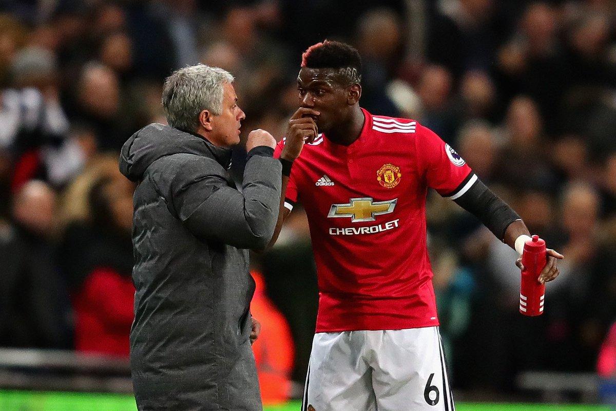 Jose Mourinho has told Paul Pogba he will not captain Manchester United again.  Full story: https://t.co/J4YVC9zV2Q