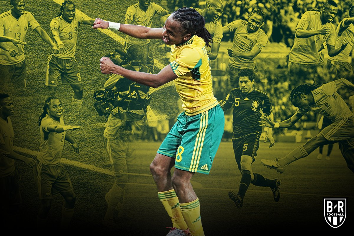 Happy birthday to @siphiweshabba—scorer of THAT opening goal at the 2010 World Cup 🇿🇦