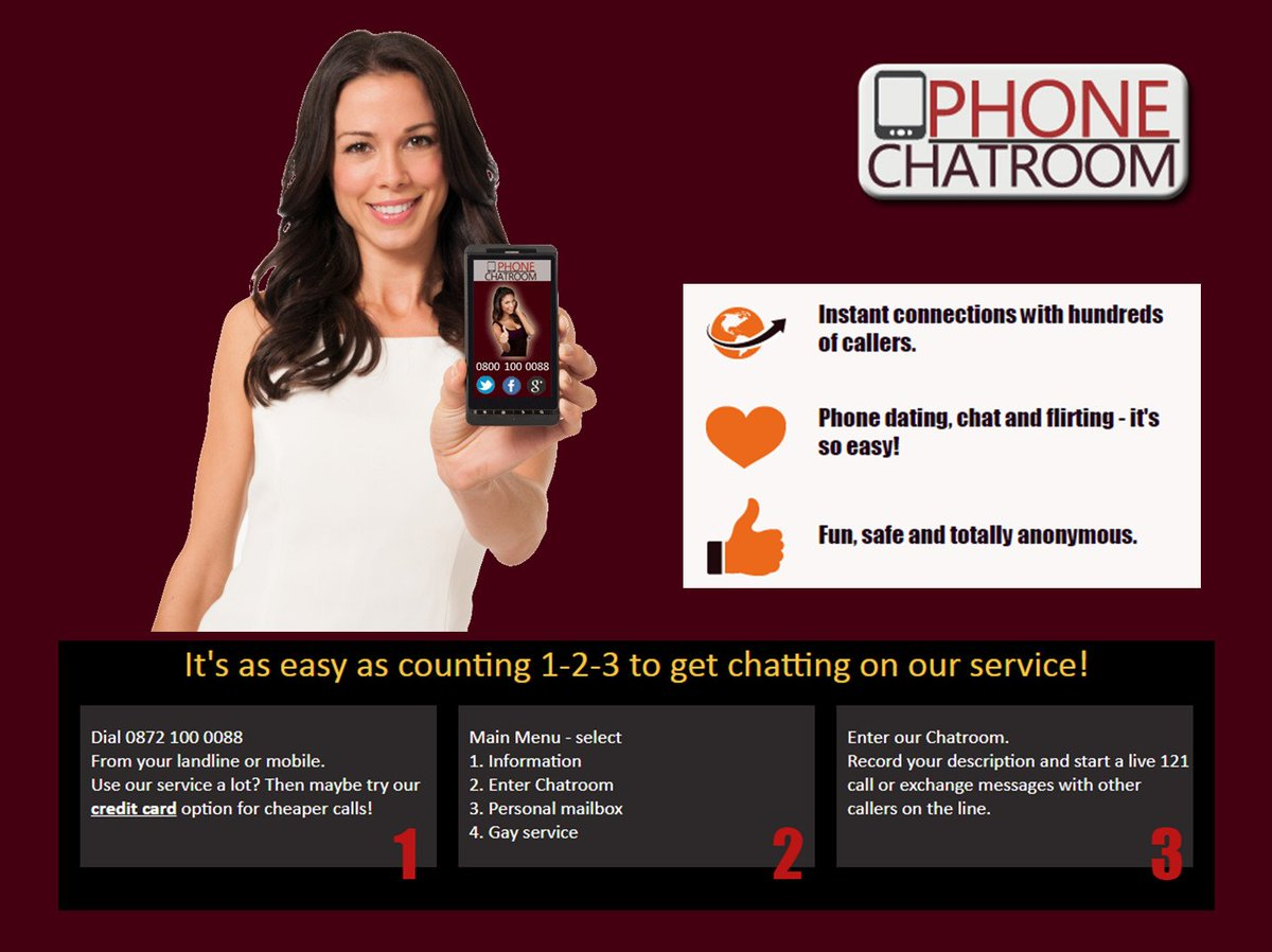 Chat phone dating uk 2019