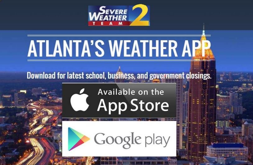 Got rain? download the only weather app powered by severe