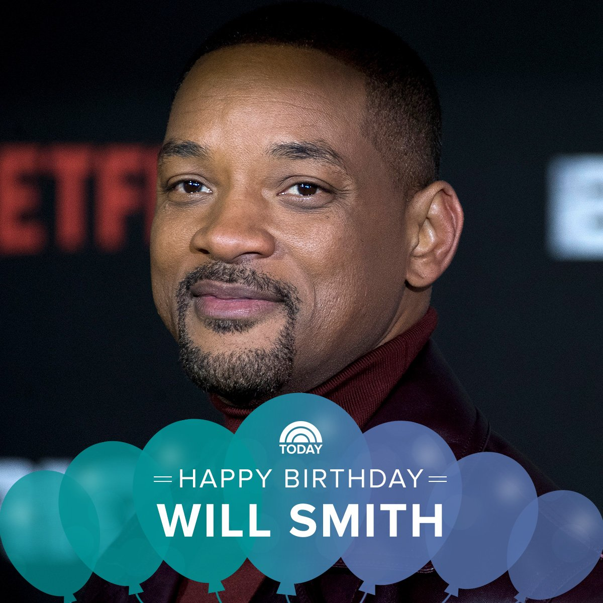 Get jiggy with it! Happy 50th birthday, Will Smith.