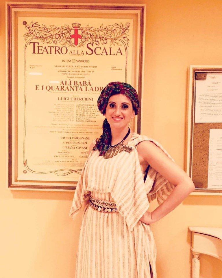 La soprano coratina Francesca Copertino alla Scala di Milanohttps://i0.wp.com/www.lostradone.it/wp-content/uploads/2018/09/La-soprano-Francesca-Copertino-alla-Scala.jpg?fit=768%2C960 #Francescacopertino #Lascala #Alibaba #Cherubini #Cavani  Corato https://t.co/6vDpyFV1Ha - ...  - Ukustom