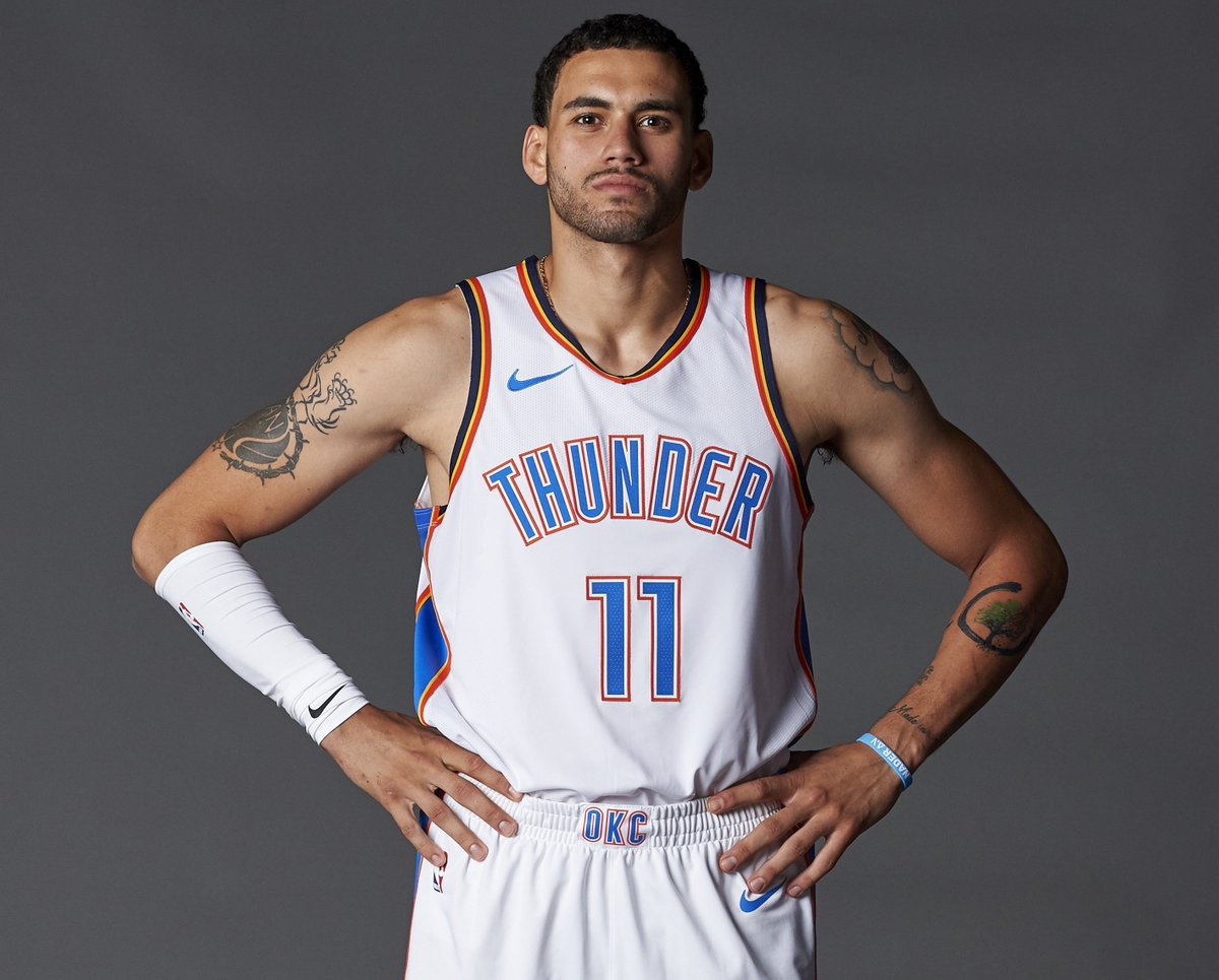 Join us in wishing @AbdelNader2 of the @okcthunder a HAPPY 25th BIRTHDAY! #NBABDAY