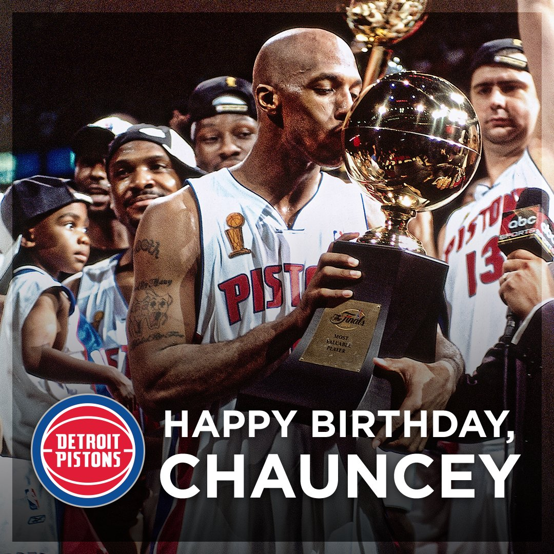 Happy Birthday @1MrBigShot! #DetroitBasketball