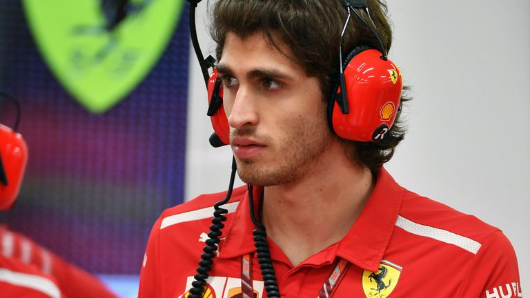 Sauber confirm Antonio Giovinazzi will partner Kimi Raikkonen as their 2019 driver line-up  https://t.co/1E3PzosBkY