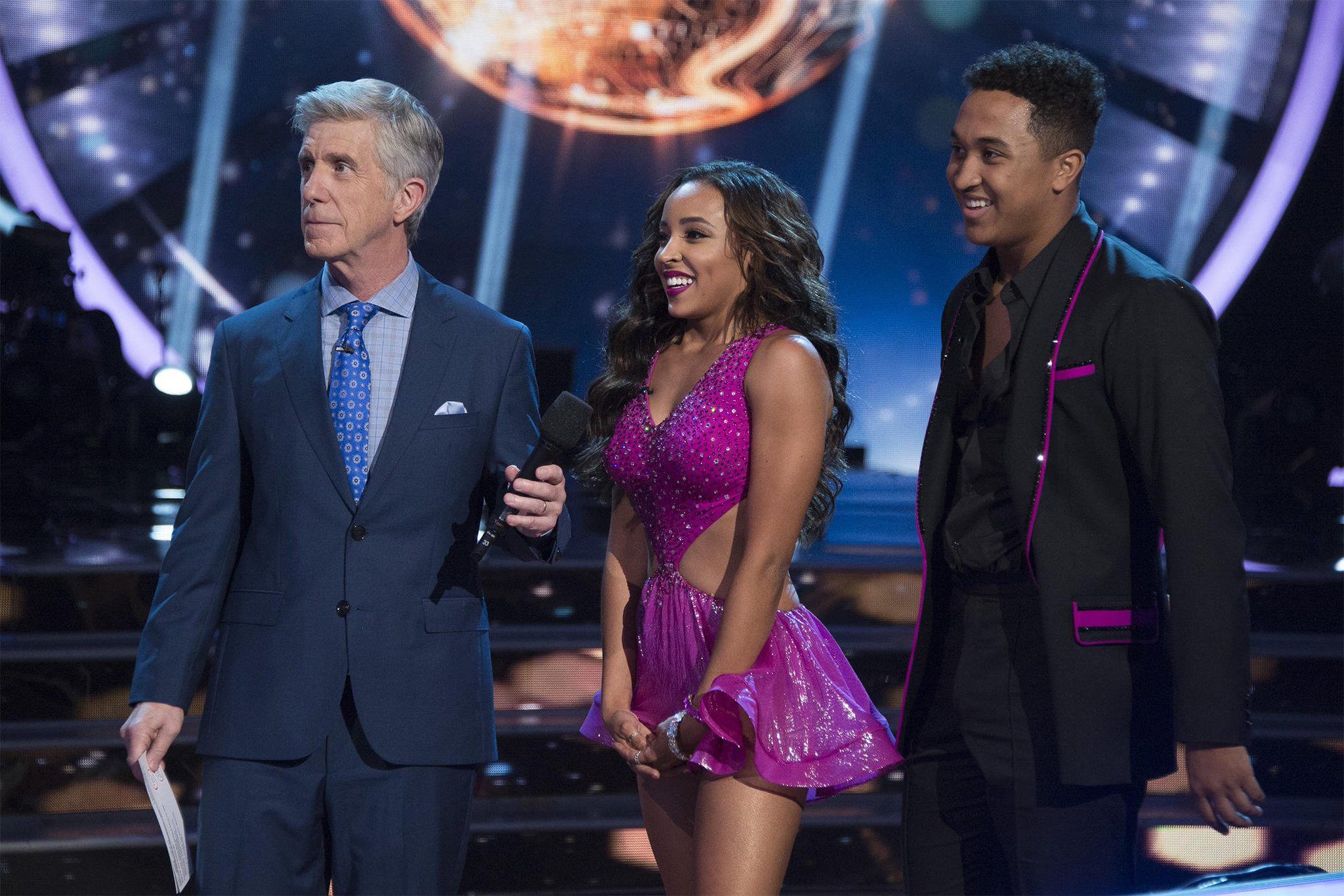 .@Tinashe got the highest mark of the night on her first @DancingABC appearance. https://t.co/TKpIaGgXZd https://t.co/DK4bbKpAZP