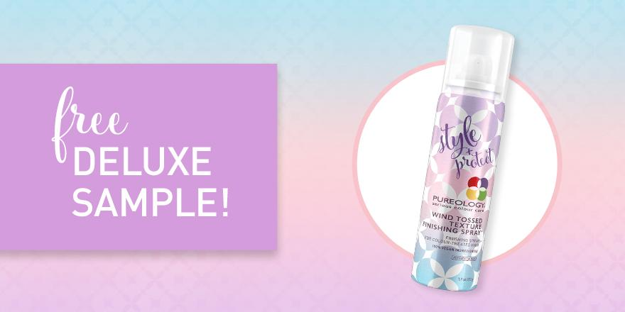 Now through Thursday, get a free travel size Wind-Tossed Texture Spray with https://t.co/AP8DNrgcBm orders $50+ using the code WINDED. You're welcome 💜😉 https://t.co/WuX2nvTIZt https://t.co/jLXDucTn3F